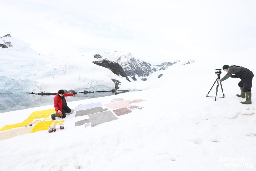 © Antarctic Biennale